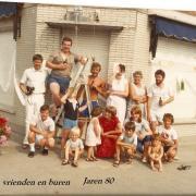 vrienden en buren   jaren 80