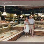 Christiaan en Cecile  na 30 jaar zelfstandig te zijn eindelijk verdiende rust